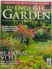 The English Garden September 2016 Seasonal Style British Garden FREE SHIPPING sb