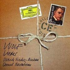 DIETRICH/BARENBOIM,DANIEL FISCHER-DIESKAU - LIEDER (QS) 6 CD NEU