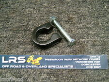 LAND ROVER STEERING BAR TRACK ROD END CLAMP AND NUT AND BOLT KIT 577898