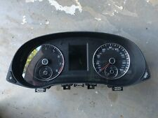 2012 VW PASSAT SPEEDOMETER GAUGE CLUSTER 561920970B OEM MILEAGE UNKNOWN E4