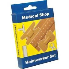 Heimwerker Pflasterset Wundpflaster Finger Fingerkuppen Pflasterstrips 11-teilig