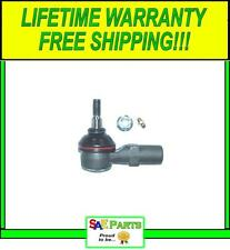 NEW Heavy Duty Deeza MS-T606 Steering Tie Rod End, Front Outer