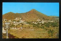 1960s Lively Ghost City Mining Town Ghost Town Population Sign Jerome AZ Yavapai