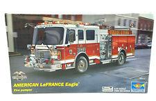 Trumpeter American Lafrance Eagle Fire Pumper 1:25 Model Firetruck Kit No. 02506