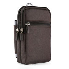 Cell Phone Waist Belt Clip Bag Pouch Case For Samsung Galaxy Note 10+ 5G/ LG V50