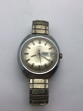1977 Timex Automatic Day & Date Vintage Watch - Running