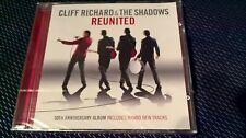 CLIFF RICHARD & THE SHADOWS - REUNITED - EMI 2009 CD NEW/SEALED *Cheap & Free UK