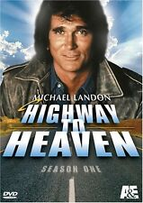 Highway to Heaven - The Complete Season 1 (7-Disc Set) Starring Michael Landon !