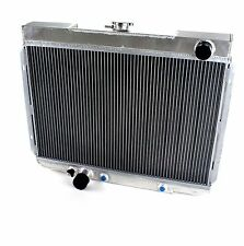 Mustang Radiator Aluminum 390 428 with Automatic Trans 3 Row 1968 1969 1970