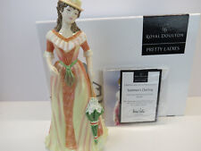 Royal Doulton. quattro stagione Collection. Summers Darling. HN 4851.BOXED