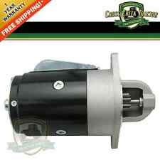 D7NN11001AR NEW Ford Tractor Starter 2000, 3000, 4000, 5000, 7000, 2600, 3600+