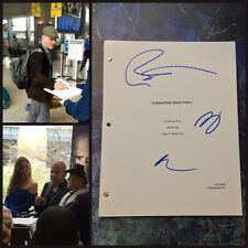 GFA Cast x3 Robert Paul Dominic * PRISON BREAK * Signed Episode Script P1 COA