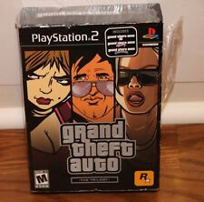 [NEW SEALED] GRAND THEFT AUTO 3 TRILOGY VICE CITY SAN ANDREAS PS2 PLAYSTATION 2
