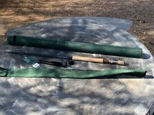 Crystal River 9' Fly Rod - telescopic New with carrying case Tfr-984/Wc