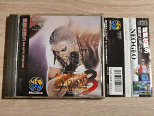 ROAD TO FINAL VICTORY 3 NEO GEO CD SNK JAP
