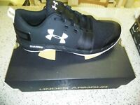 Under Armour Shoes black model 2019.  For mens, training, Size 12