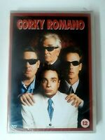 Corky Romano DVD Region 2 Made in UK 2006 Brand New Sealed