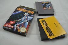 The Guardian Legend NES Spiel CIB (sehr gut) #1287