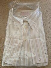 PINK by Thomas Pink Ladies striped stone shirt Size 16 BNWT