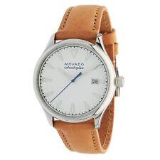 Movado 3650065 Women's Heritage White Quartz Watch