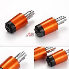 US Stock! CNC Billet Slider Handle Bar End For KTM 125 200 Duke RC