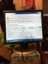 """Dell 1905FP 19"""" LCD Monitor With Rotating Screen - Includes POWER AND VGA Cables"""