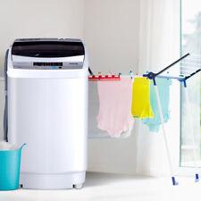 Waschmaschine Waschvollautomat mit 4,5kg Miniwaschmaschine mit Pump Display