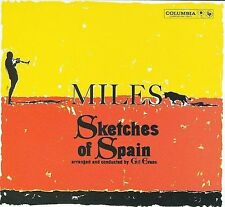 Sketches Of Spain (50th Anniversary Edition) [Digipak] by Miles Davis (CD,...