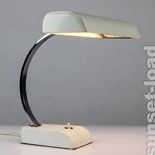 Kaiser Arbeits Lampe alte Schreib Tisch Architekten Leuchte 50er 60er Jahre alt