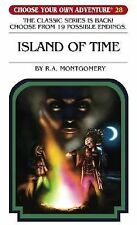 Island of Time by R. A. Montgomery (2008, Paperback)