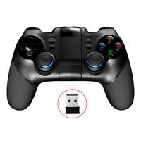 2.4GHz Bluetooth Controller Smart TV PC Phone Wireless Gamepad Joystick #JT1
