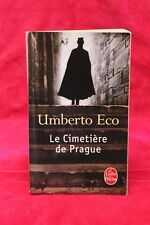 Le Cimetière de Prague - Umberto Eco - Livre - Occasion
