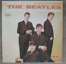"THE BEATLES ~ ""INTRODUCING..."" ~ VJ EP 1-062 ~ Fantasy Jukebox EP"