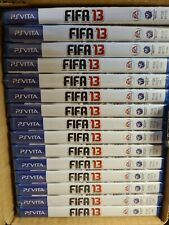 15 × FIFA 13 SONY PS PLAYSTATION VITA GAME. BRAND NEW AND SEALED, PAL. JOBLOT