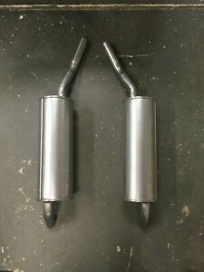 1969, 1970, 1971 Ford Thunderbird Right and Left Side Direct Fit Rear Mufflers