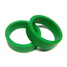 2 elastiques caoutchoucs vert standard pr doigts de flipper Bally Williams