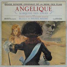 Angélique 33 Tours Michel Magne Hossein Mercier