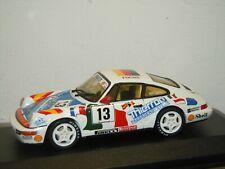 Porsche 911 964 Carrera Cup 1993 A.Fuchs - Minichamps 1:43 in Box *37456