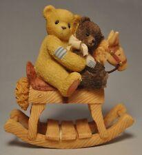 Cherished Teddies - Homer and Friend - 662046 - Adventure Is Around The Corner