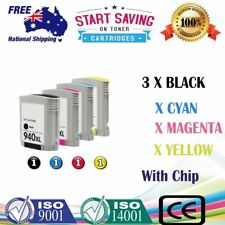 12 Ink Cartridge for HP 940XL for HP OFFICEJET Pro 8000 WIRELESS 8500 8500A CHIP