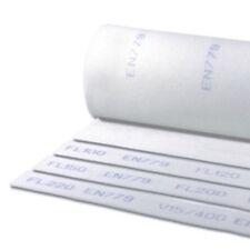 Luftfilter  Filtermatte Filtermedium Lüftung Klasse G3 2m x 1m / 20 mm Dicke