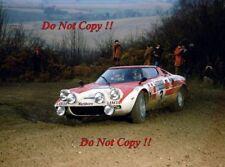 Sandro Munari Lancia Stratos HF Rally Rac 1974 fotografía 4