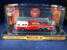 O-16 CODE 3 DIE CAST FIRE ENGINE - 1:64 SCALE -ENGINE 28 CITY OF NEW YORK HARLEM