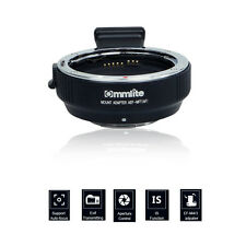 Commlite Electronic Auto Focus Adapter for Canon EF EF-S Lens to M4/3 MFT Camera