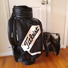 Titleist Golf Big Full Size Tour Staff Cart Tragetasche * Minty * mit Deckel
