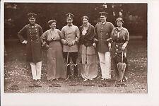 Vintage Postcard Children of Kaiser Wilhelm Ii, German Emperor & Empress Augusta