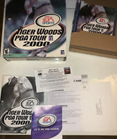 Tiger Woods PGA Tour Collection - Vintage PC game Classic - EA Sports