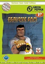 PC juego de ordenador *** Serious Sam-Gold Edition *** neu*new*18