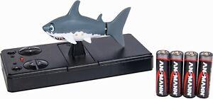 RC Mini U-Boot als Hai ferngesteuert für die Badewanne Pool Aquarium Sharky