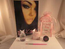 Eye Kandy Sprinkle Glitter Makeup Bag Kit w/Free Catalog you pick your color pod